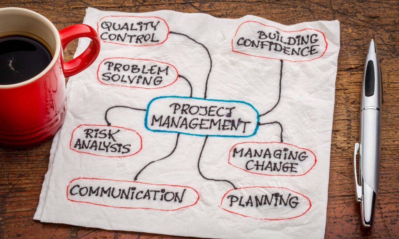 project management flow