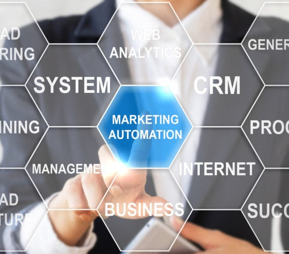 marketing automation i crm