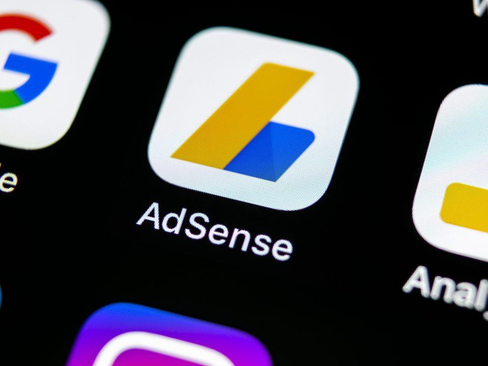 AdSense dla początkujących
