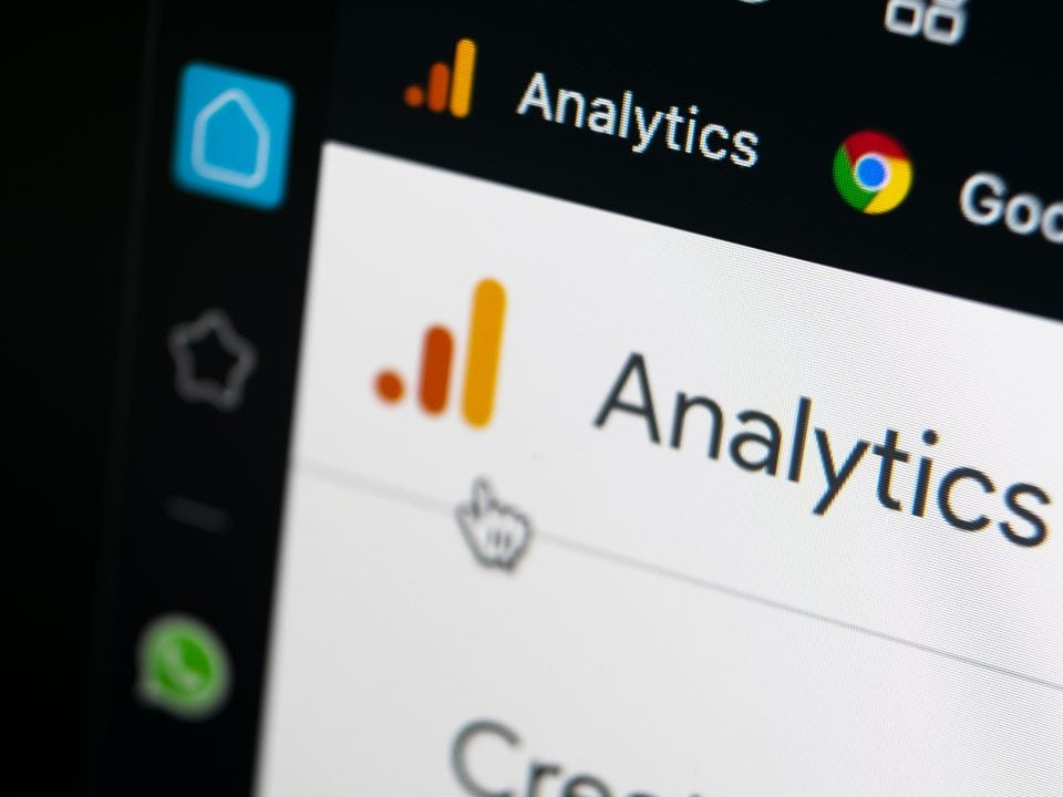 Google Analytics kilka porad dla początkujących