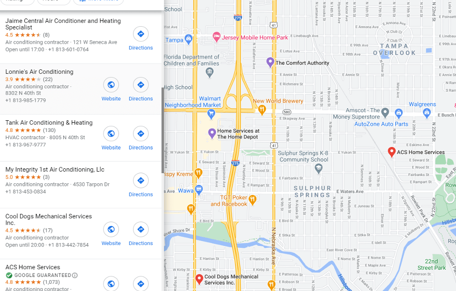 Certyfikat Google Maps