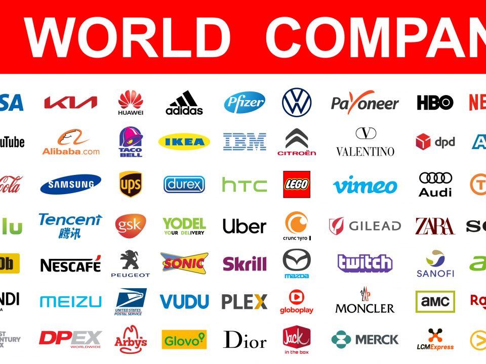 Najbardziej znane marki